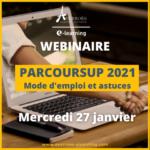 27/01 – Conférence Parcoursup 2021 : mode&